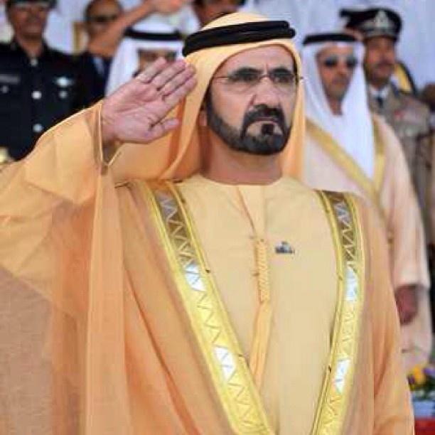 Mohammed Uae Maktoum Al Hamdan Sheikh Bin Bin Rashid Dubai