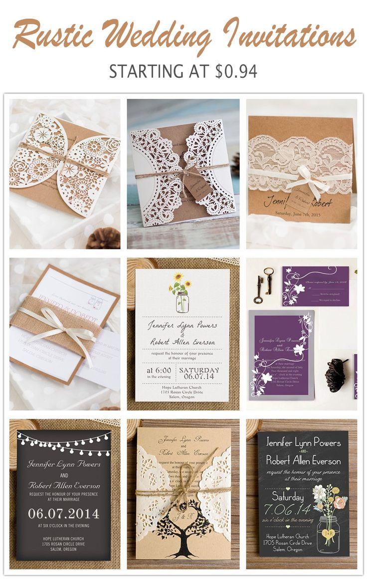 Cheap Wedding Invitations 123
