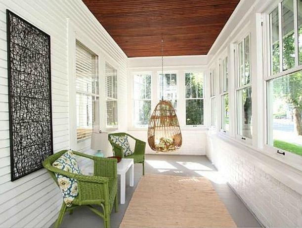 Enclosed Verandah Ideas