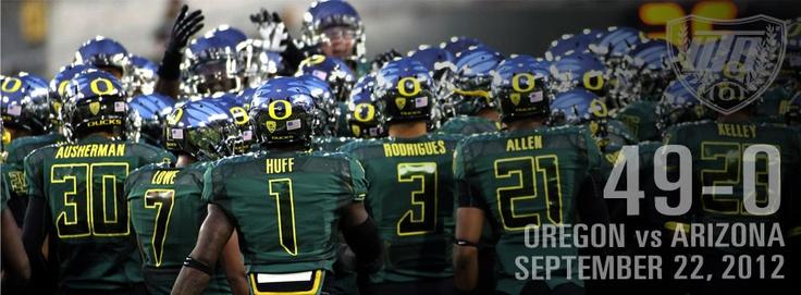 Oregon Ducks Vs Beavers Wallpaper