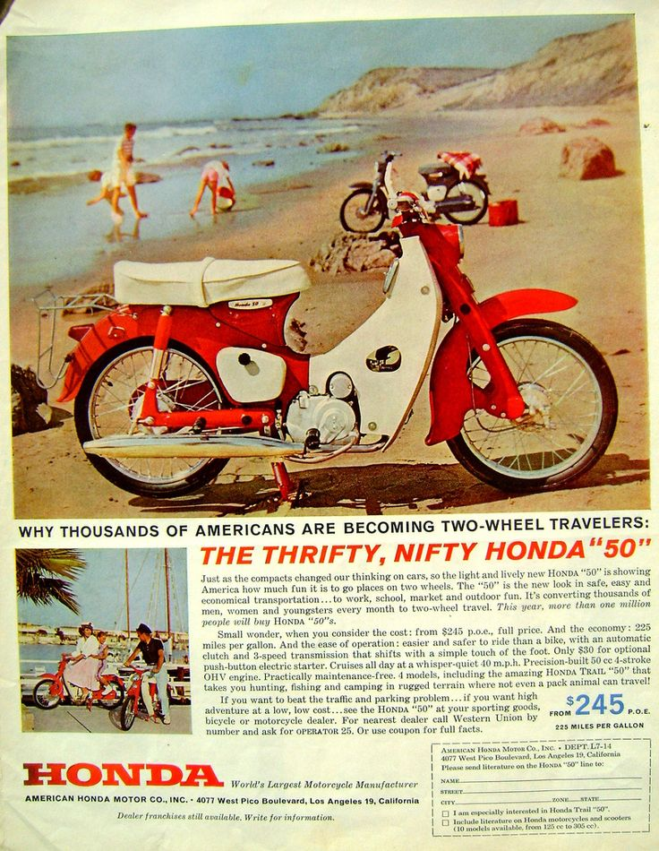 1000 Images About Vintage Honda Motorcycles On Pinterest