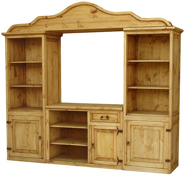 Rustic Mexican Pine Furniture