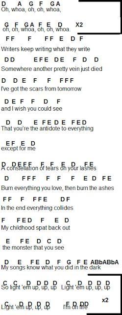 Fall Out Boy Light Em Lyrics