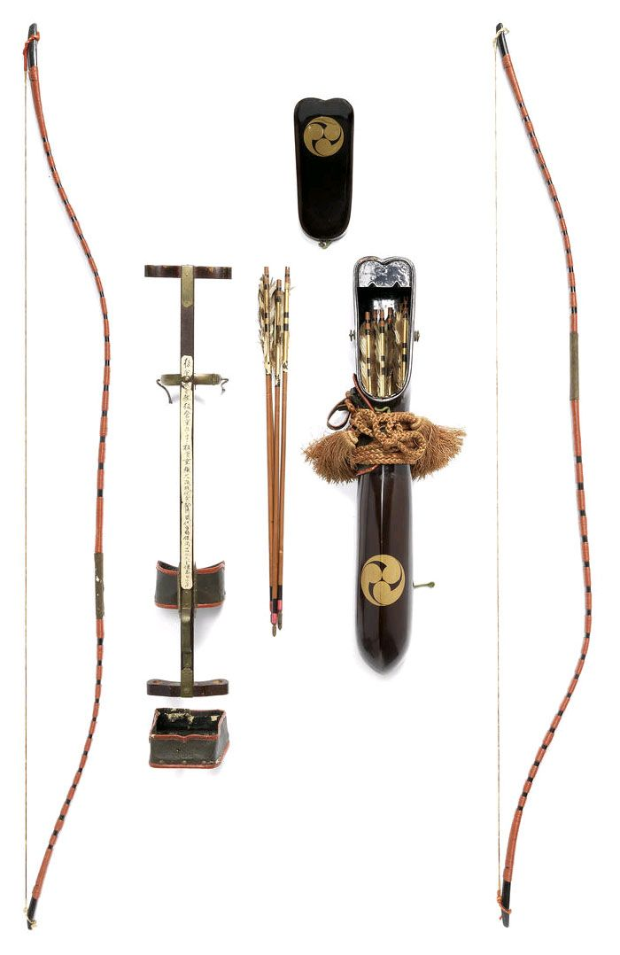 Custom Leather Archery Quivers