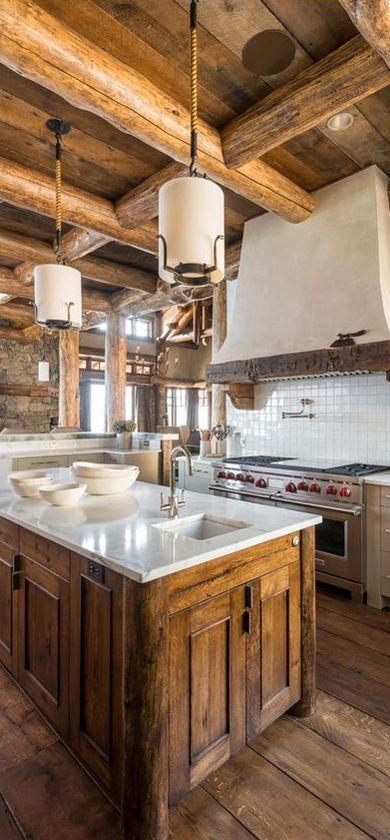 Large Galley Kitchen Designs