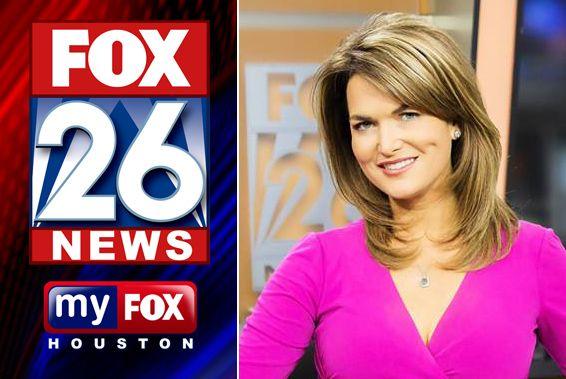 Anchor Fox 26 Houston Morning