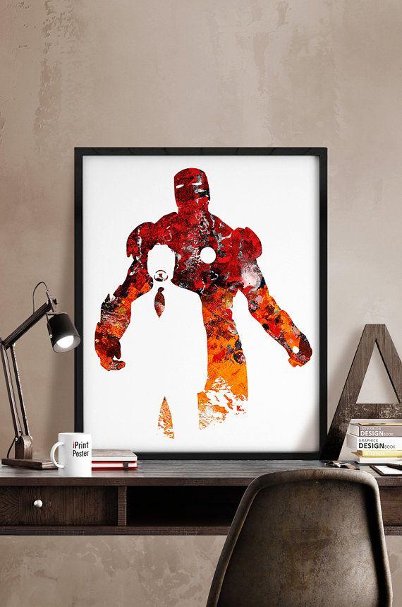 Decor Avengers Printable