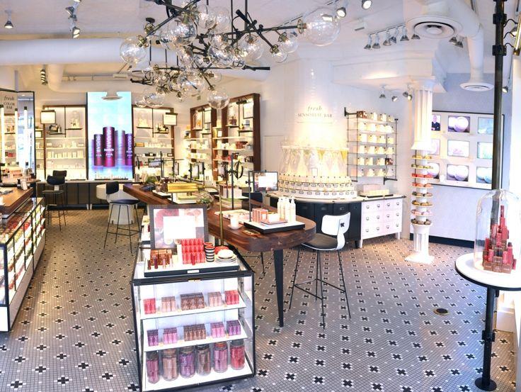 Fresh Cosmetics Stores New York