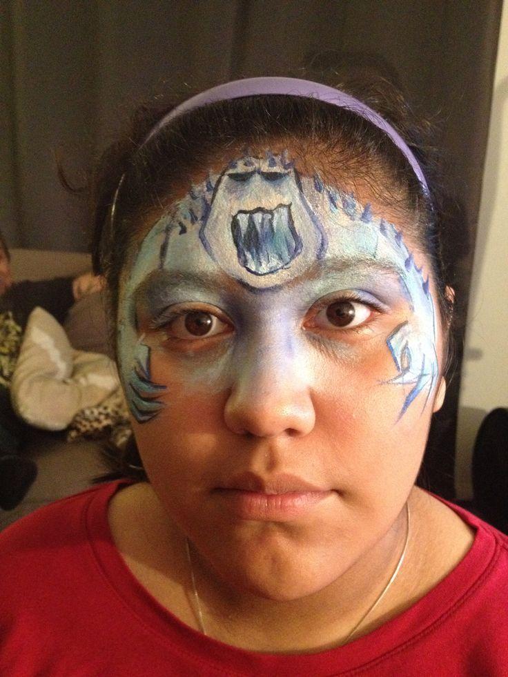 Disney Face Princess Paint Easy