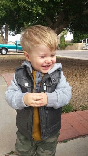 Best Haircut Fine Hair 1 Year Old Boy