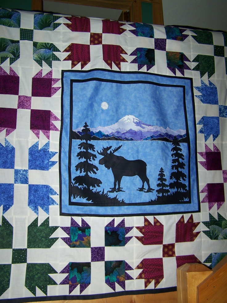 Alaskan Silhouette Sampler