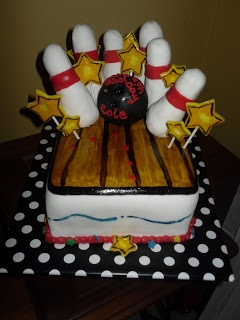 1000 Images About Bowling Cakes Party And Food On