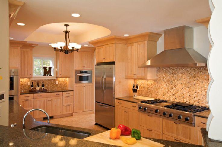 Kitchen Counter Layout Ideas