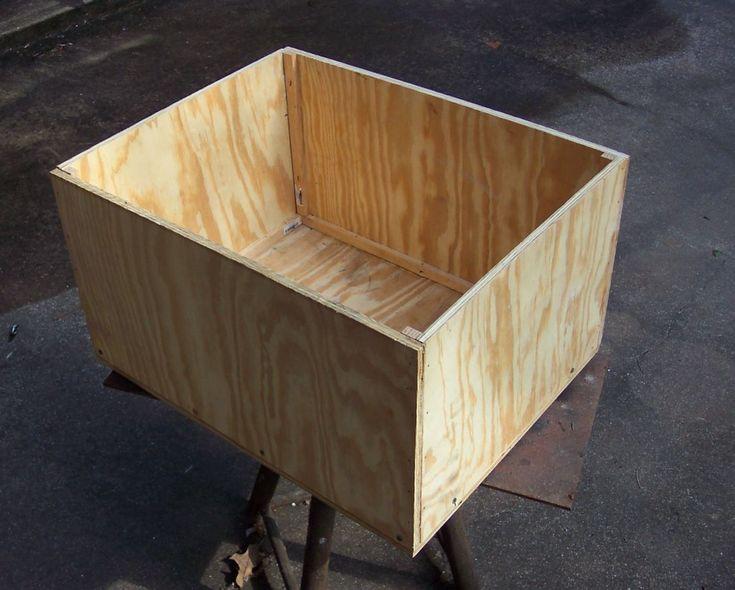 Making Planter Box Vegetables