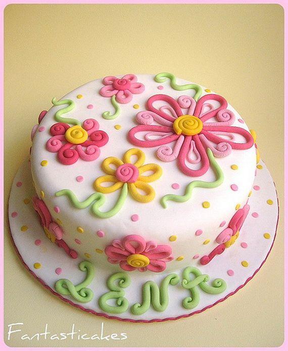Cute Easy Cake Decorating Ideas