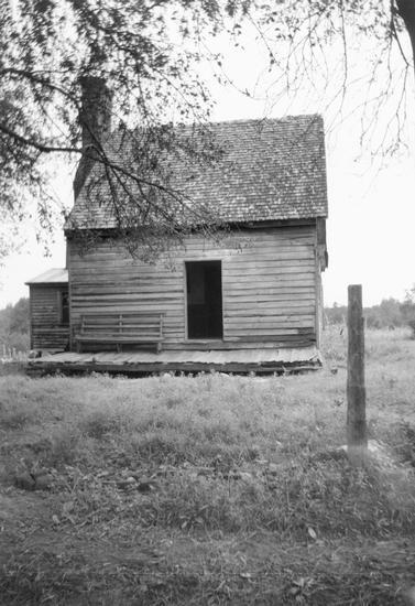 Slave Quarters Virginia