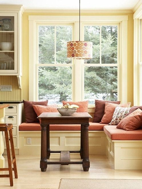 Modern Bay Window Seating Ideas