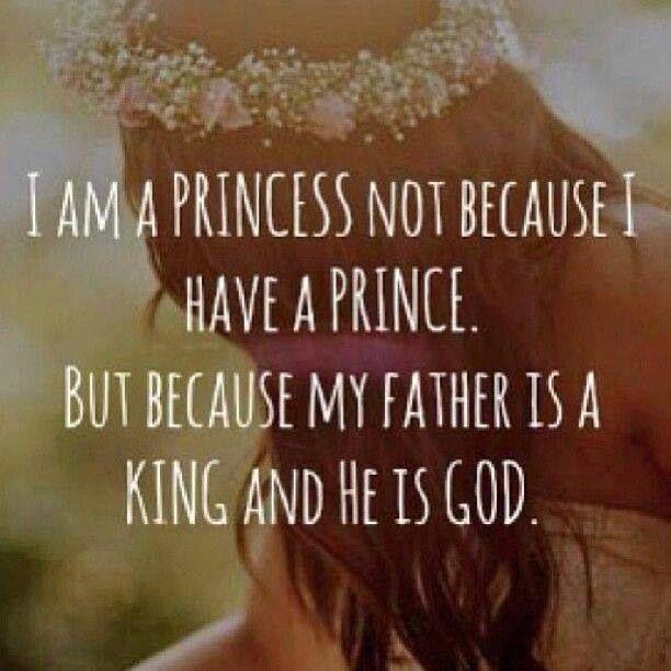 I Am Princess God Quotes