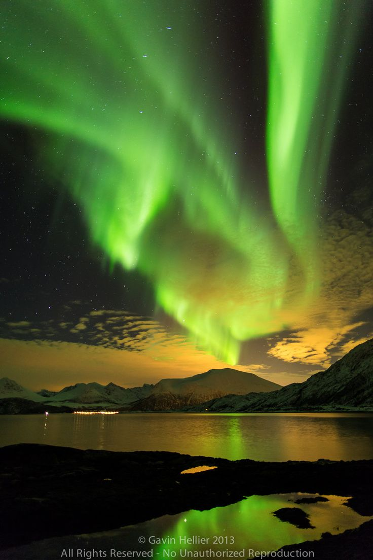Best Places See Northern Lights Norway