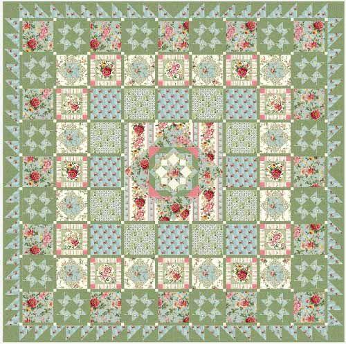 Pattern Size Kits King Quilt