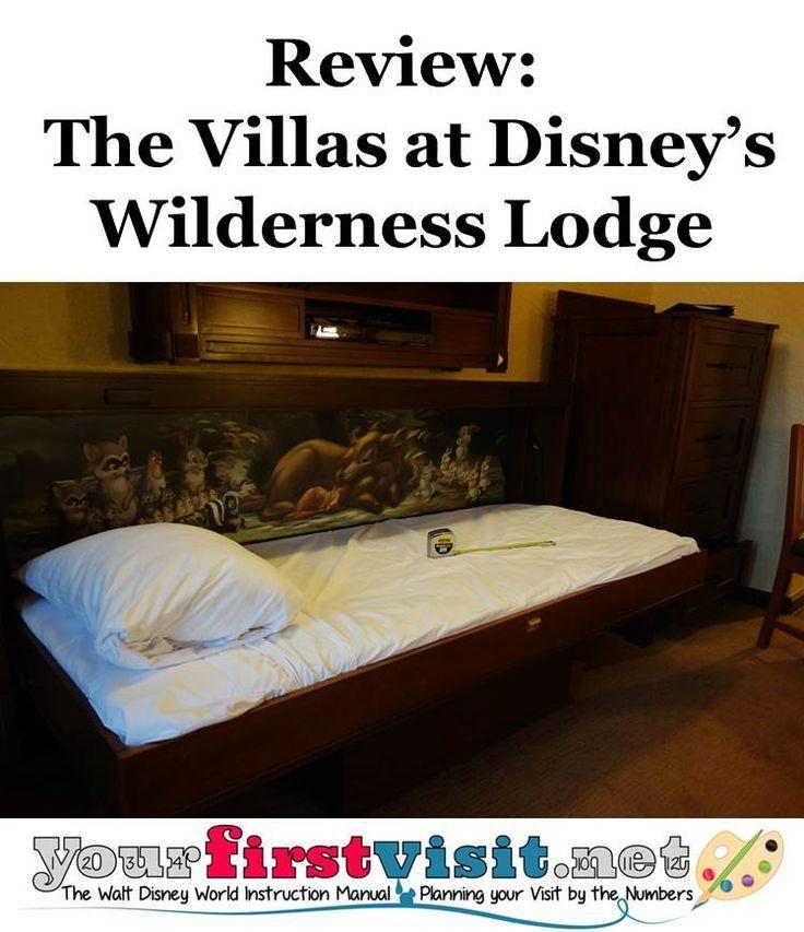 Grand Disneys Floor Plan Villas Grand Floridian Spa Villa Resort