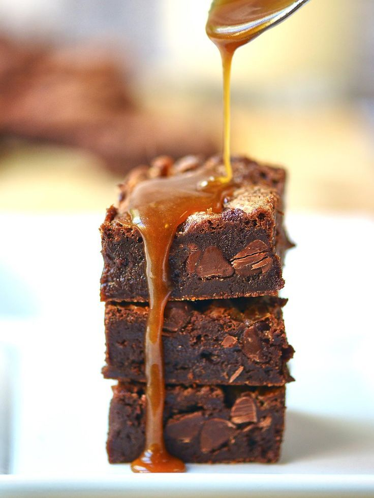 Salted Caramel Dessert Ideas