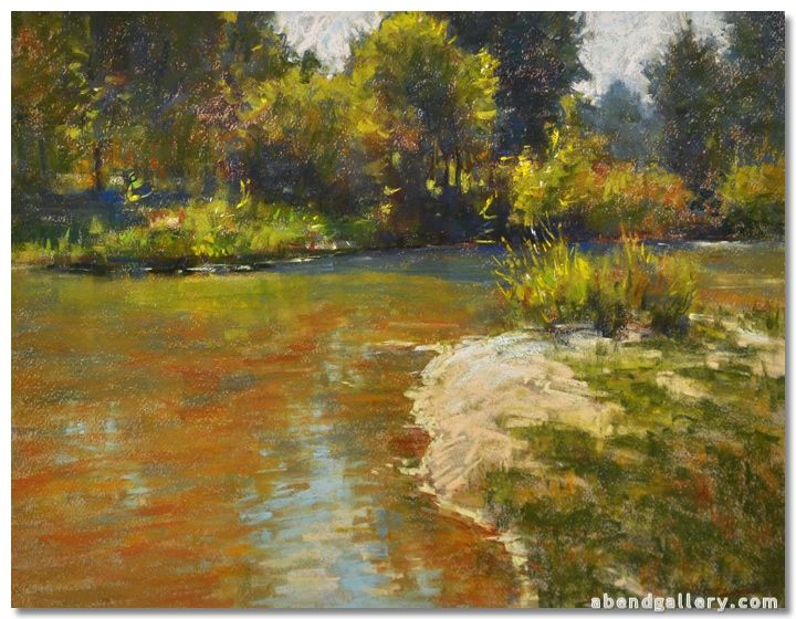 Richard Smith Artist Paintings