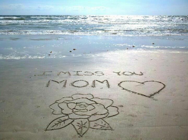 Missing Mom Her Birthday Heaven
