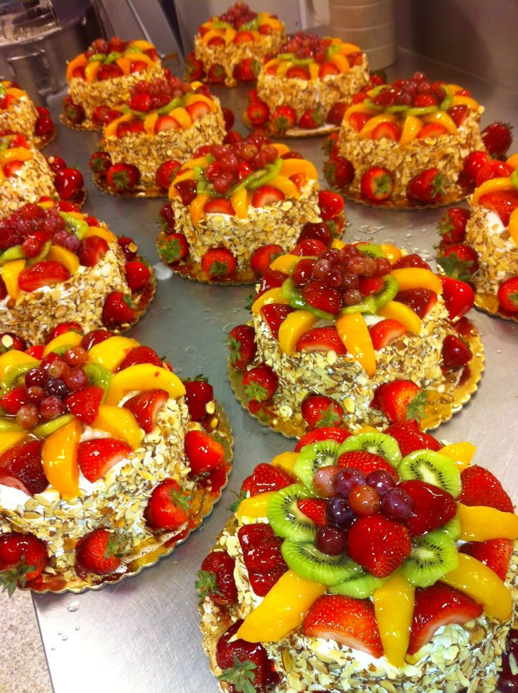 Strawberry Amp Peach Sensation Publix Cake Amp My Life