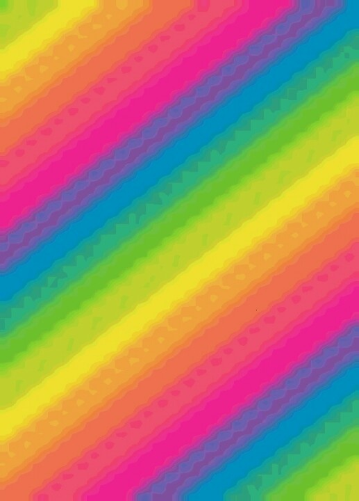Bright Neon Backgrounds Rainbows