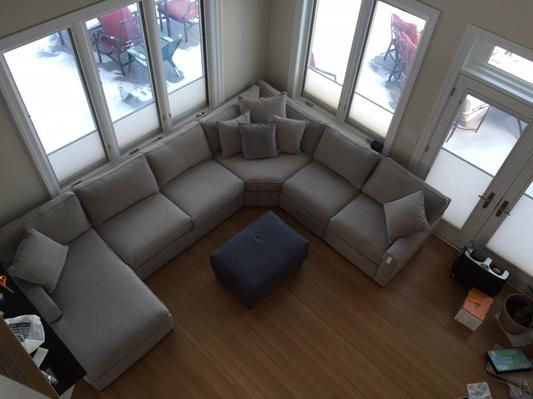 Living Room Sectional Chaise