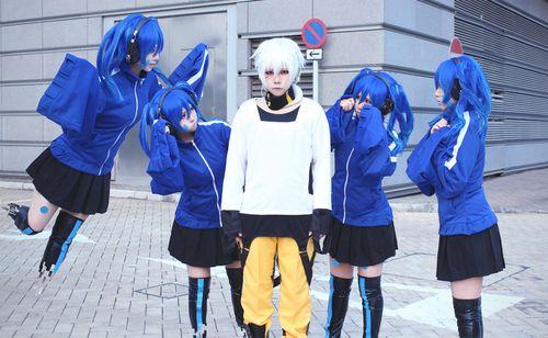 Konoha Kagerou And Ene Project