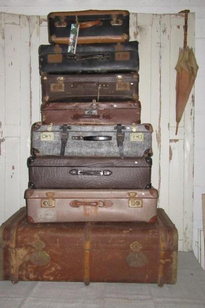 25+ best ideas about Alte Koffer auf Pinterest vintage