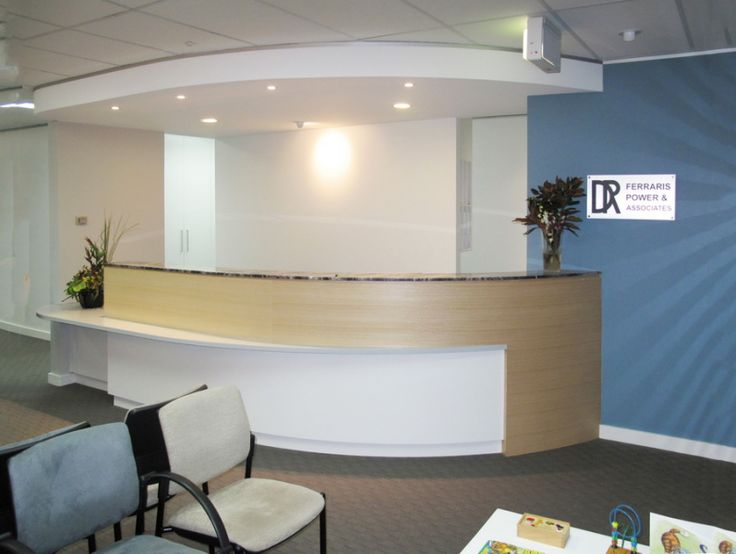 Ideas Office Office Chiropractic Front