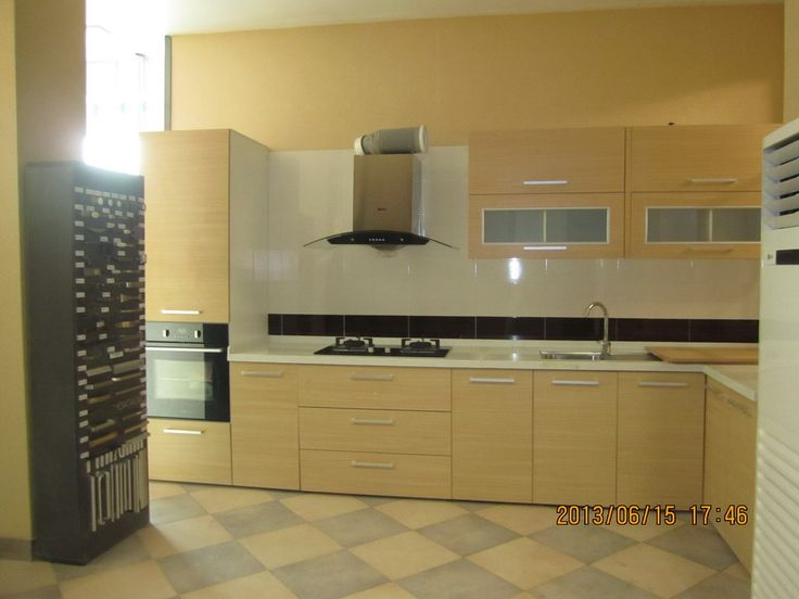 Small White L Shaped Kitchens