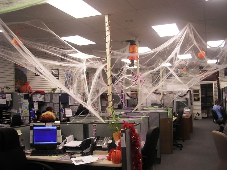 Best Halloween Office Door Themes