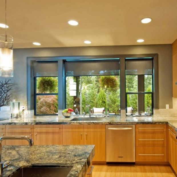 Teal Kitchen Oak Cabinets Paint Colors For Our Walls