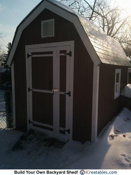 Diy Plans Shed Backyard