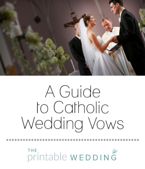 Traditional Christian Wedding Vows Wording