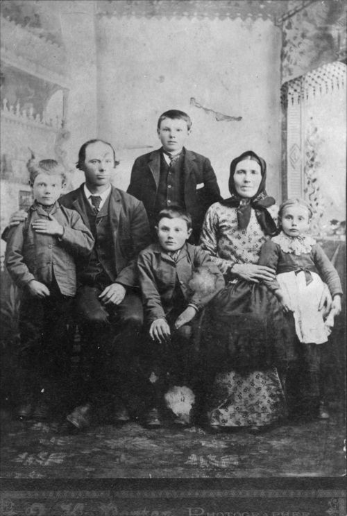 Russian Family Immigrant