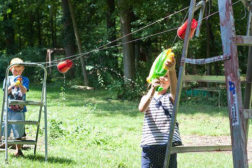 Backyard Games Kids