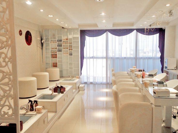 Nail Salon Interior Design Ideas Pictures