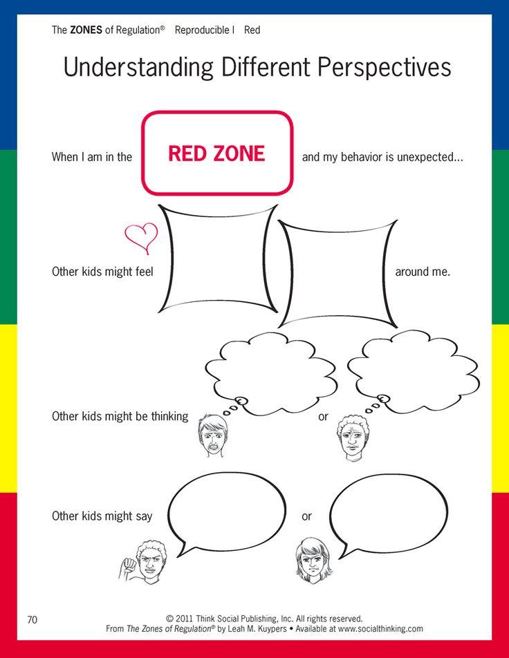 Coloring Behavior Problem Solving Worksheet