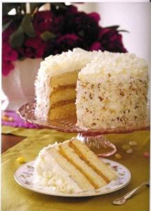 Easiest Cake Recipe World