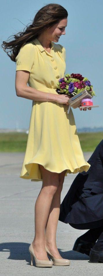 Canadas Kate Wind Princess