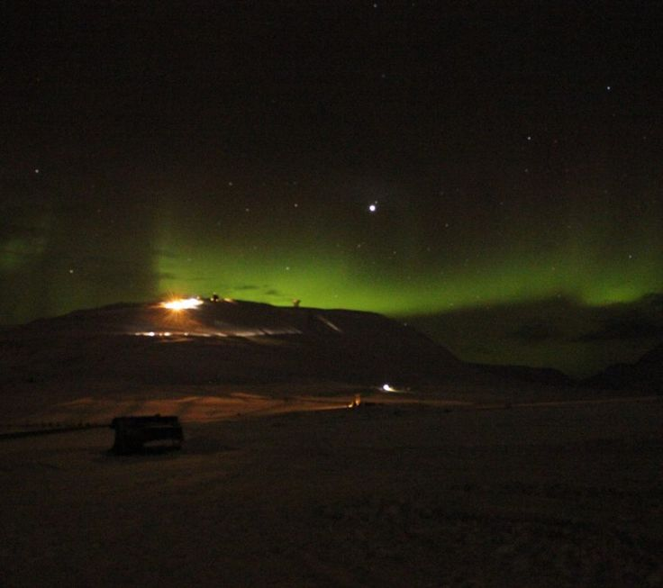 Northern Lights Facts Wikipedia