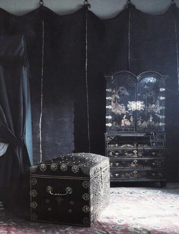 Vintage Gothic Home Decor