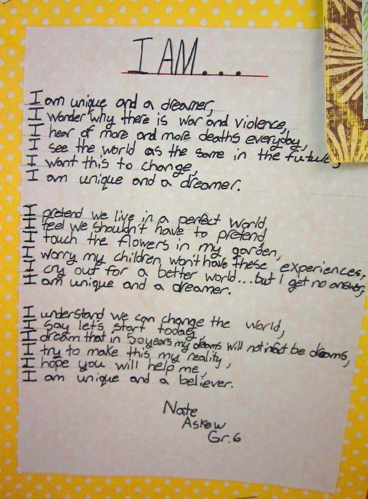 Rubrics Writing Poems