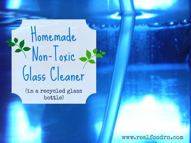 Cleaner Non Window Toxic