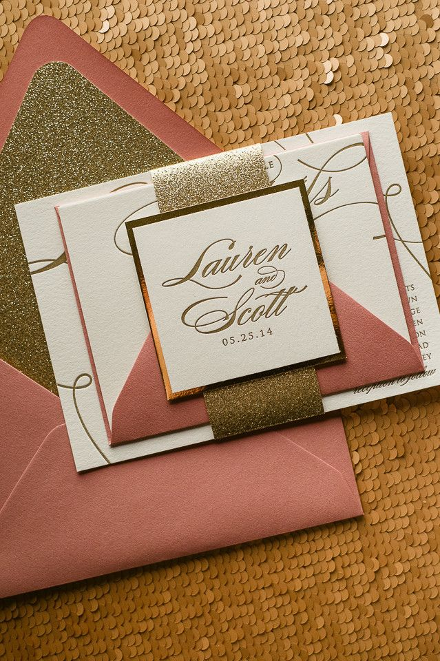 Bridal Shower Invitations Navy And Pink